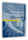 Knowledge and Information Systems, ISSN 0219-1377