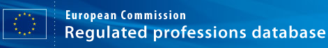 Regulated Professions Database